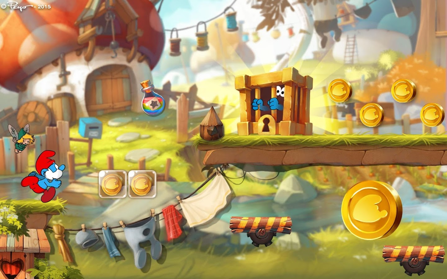 Smurfs Epic Run Screenshot 14