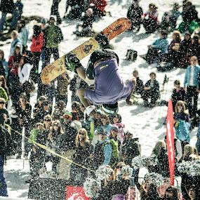 by Lovro Konjedic - Sports & Fitness Snow Sports