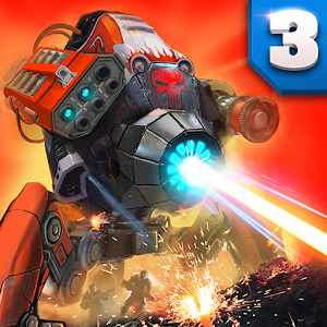 Defense Legend 3: Future War For PC (Windows & MAC)