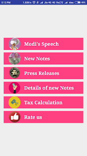 Modi KeyNote | Modi Ki Note- screenshot thumbnail