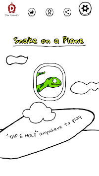 Snake on a Plane: Python Infiltrate Airplane apk screenshot