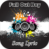 Fall Out Boy Song Lyric APK baixar
