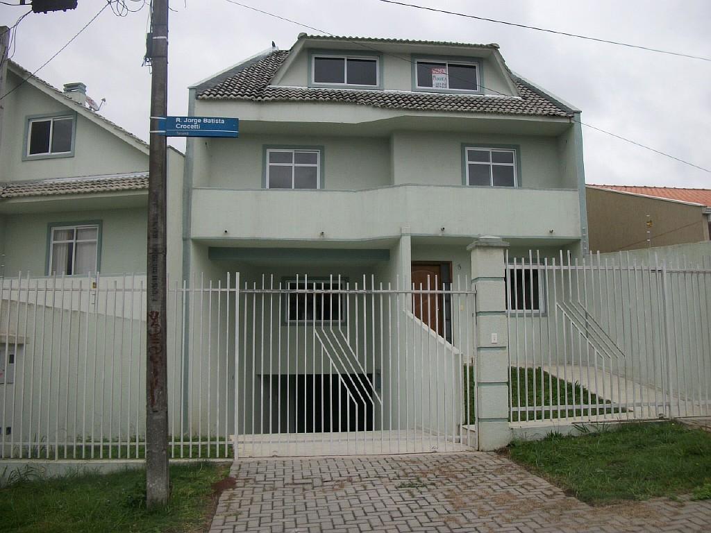 Sobrado para Venda/Locação - Curitiba