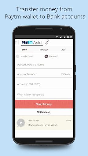 Wallet: Send & Get Money screenshot 2