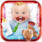 Baby Dentist-Fun Hospital Game Apk