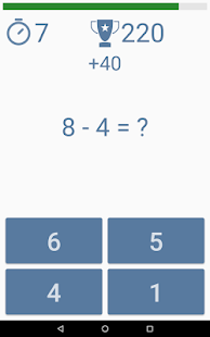 Free Math games APK for Windows 8