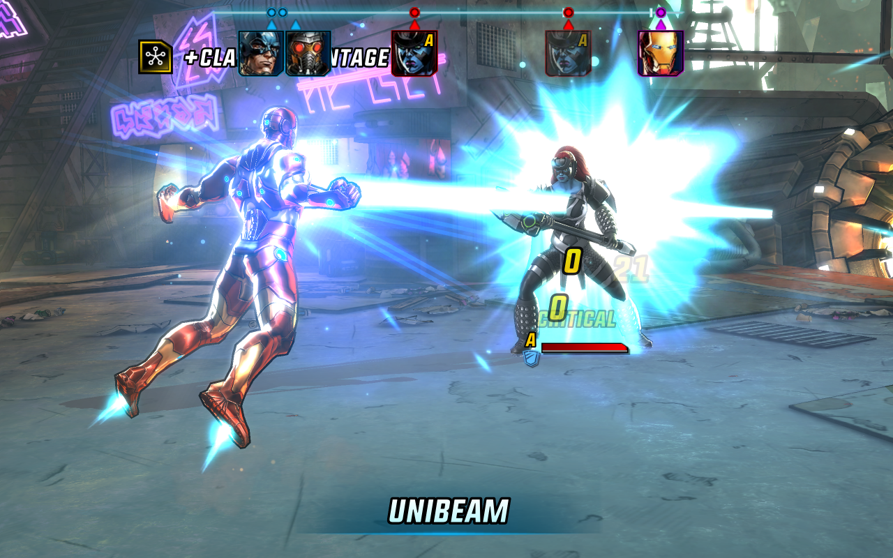Marvel: Avengers Alliance 2 Screenshot 10