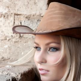 Edna by Adriaan Oosthuizen - People Portraits of Women ( cowgirl shoot, rampix photography, @rampix_mk, #rampix, photography, edna fouche )