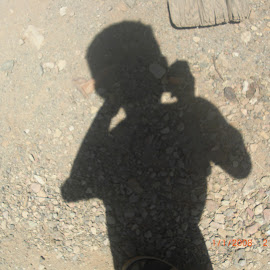 shadow boy by Joan Duquette - Novices Only Portraits & People ( curiosity, shadow, wonder, self, self portrait )