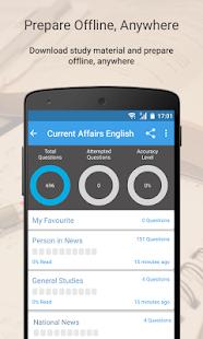 App Current Affairs GK - SSC IAS IBPS Exam Prep Tests APK for Windows Phone