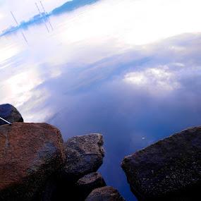 ada jugak,, by Mohd Fauzan - Landscapes Waterscapes