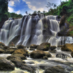 Curug Malela by Keril Doank - Landscapes Waterscapes