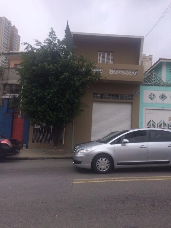 Sobrado comercial para locação, Tatuapé, São Paulo.