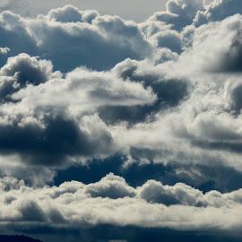 CASA DEL SOL  by Jose Mata - Landscapes Cloud Formations