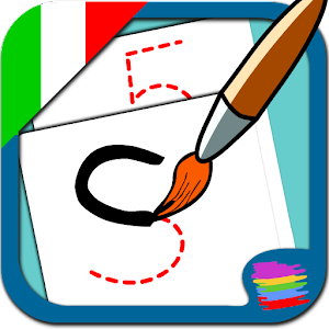 ABC Learn Letters in Italian