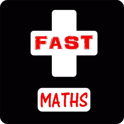 Fast Math : Math Game to test your Brain!