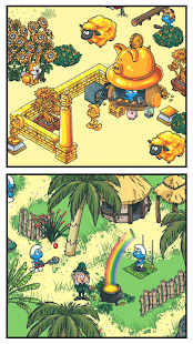 Smurfs' Village Screenshot