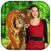 App Wild Animal Photo Frames APK for Windows Phone