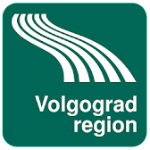 Volgograd Region Map Offline APK Icon