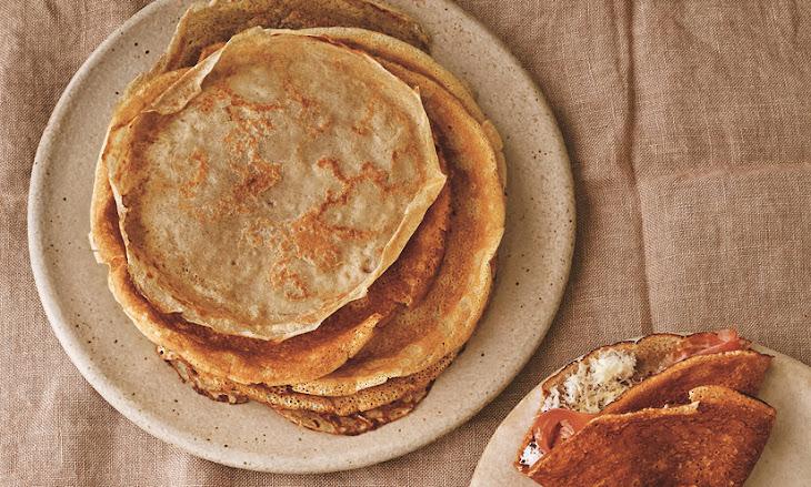 Gluten-Free Buckwheat Crepes Recipe   Yummly