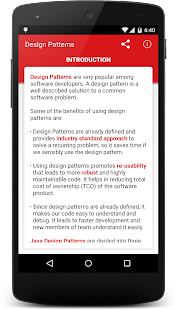 All Design Patterns - screenshot