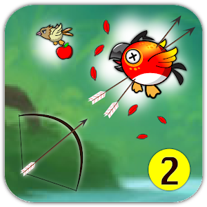 Shoot Girl's Fruits : Archery for Android