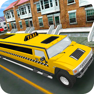 Urban Hummer Limo taxi simulator For PC / Windows 7/8/10 / Mac – Free Download