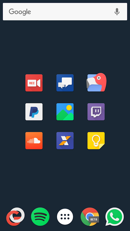 KMZ - Material Iconography Screenshot 3