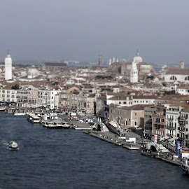 Venice by Maurizio Pugliese - City,  Street & Park  Historic Districts