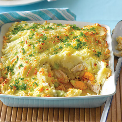 Old-fashioned Fish Pie