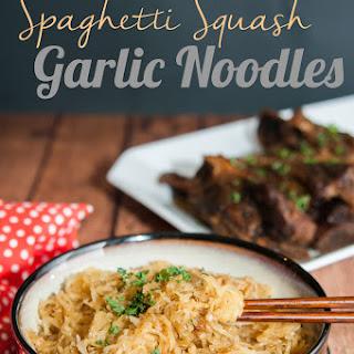Spaghetti Squash Noodles Recipes