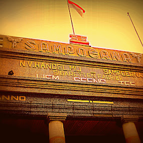 SAMPOERNA'S House, Surabaya~ by Dennis Agusdianto - Buildings & Architecture Public & Historical