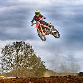 Jumping Gala by Marco Bertamé - Sports & Fitness Motorsports ( motocross )