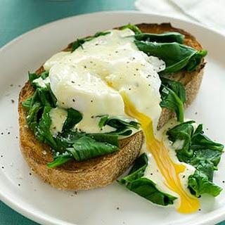 Healthy Eggs Benedict Spinach Recipes