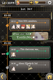 Game Mystic Messenger APK for Kindle