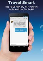 Screenshot of O2 TU Go