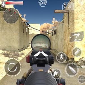 Counter Terrorist Hunter Shoot Online PC (Windows / MAC)