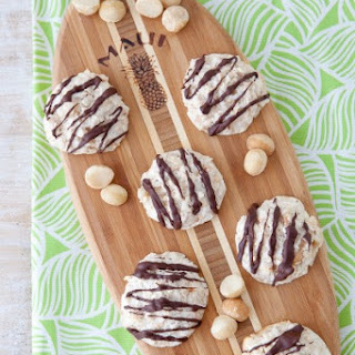 Macadamia Nut Macaroon Recipes