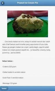 App Aneka Resep Es Krim APK for Windows Phone
