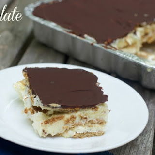 Low Fat Chocolate Eclair Cake Recipes