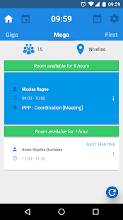 SmartShare Meeting Room - screenshot