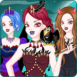 Queen of vampire girl game 1.0.5 Apk