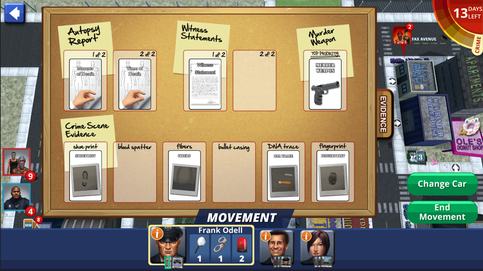 Police Precinct: Online Screenshot 3