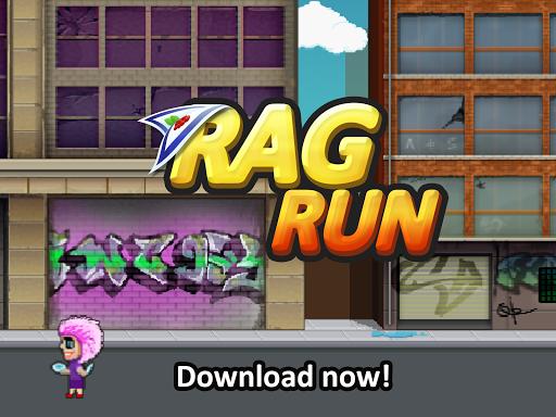 Rag Run - screenshot
