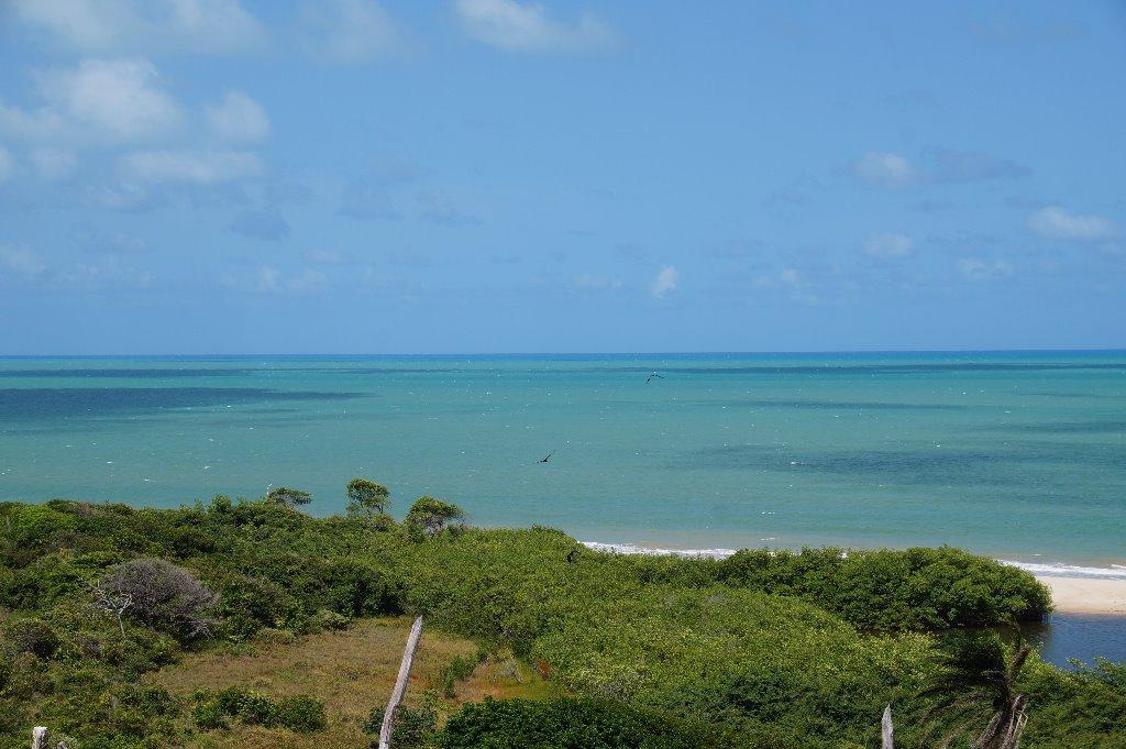 Terreno com  Vista panorâmica para o mar, Barra de Gramame, Conde.