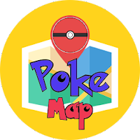 Map for Pokemon GO (PokeMap) For PC (Windows And Mac)