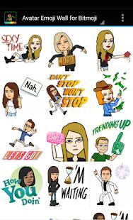 Emoji wallpaper for Bitmoji APK for Lenovo