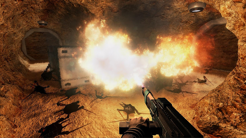 Return to Planet X Screenshot 3