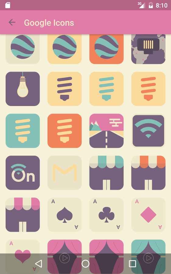 Serenity Icon Pack Screenshot 5