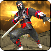 Game Shadow Ninja Superhero Warrior City Battle apk for kindle fire